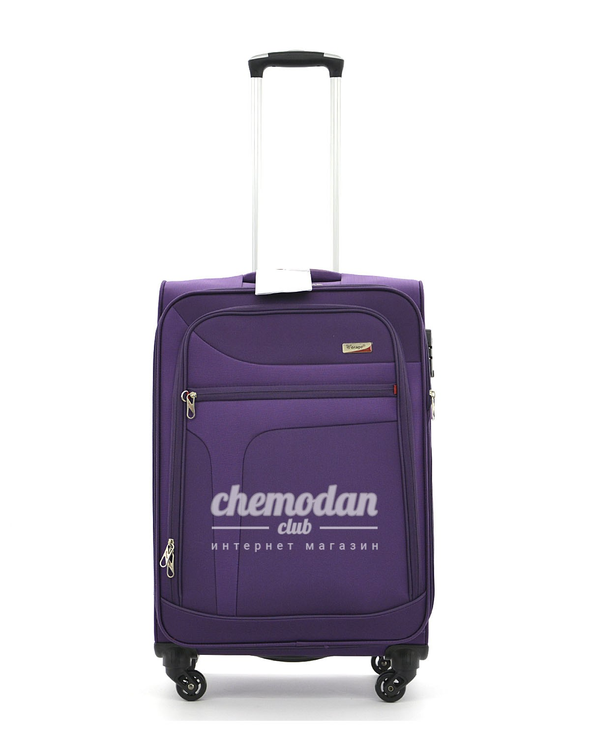 Чемодан Verage GM14086w Purple M