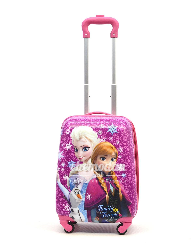 Детские пластиковые чемоданы на колесах. Купить в Москве в интернет ... 137e5d1eddf